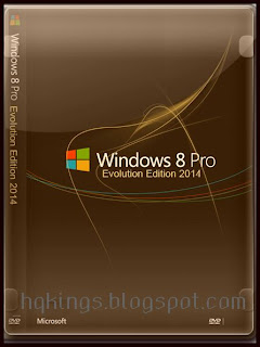 Windows 8 Evolution 2014 (64-Bit)