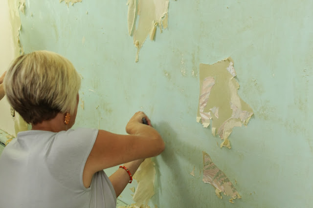how to remove wallpaper the easy way east coast