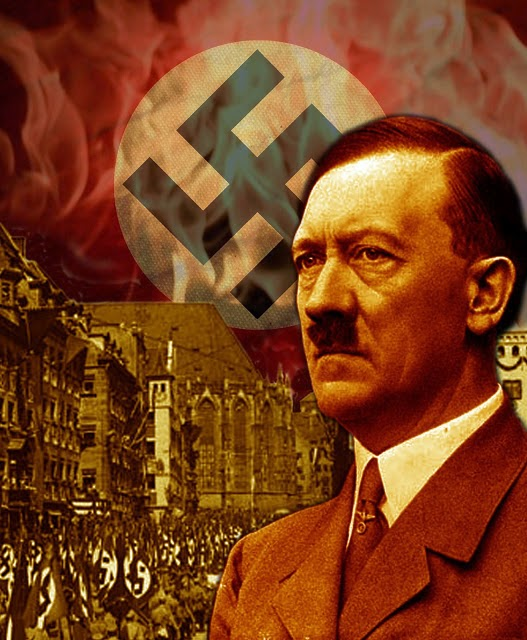 a biography of hitler a nazi leader