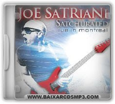 CD Joe Satriani - Satchurated Download