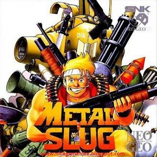 Metal Slug Game Pack (1-6) Game Free Download