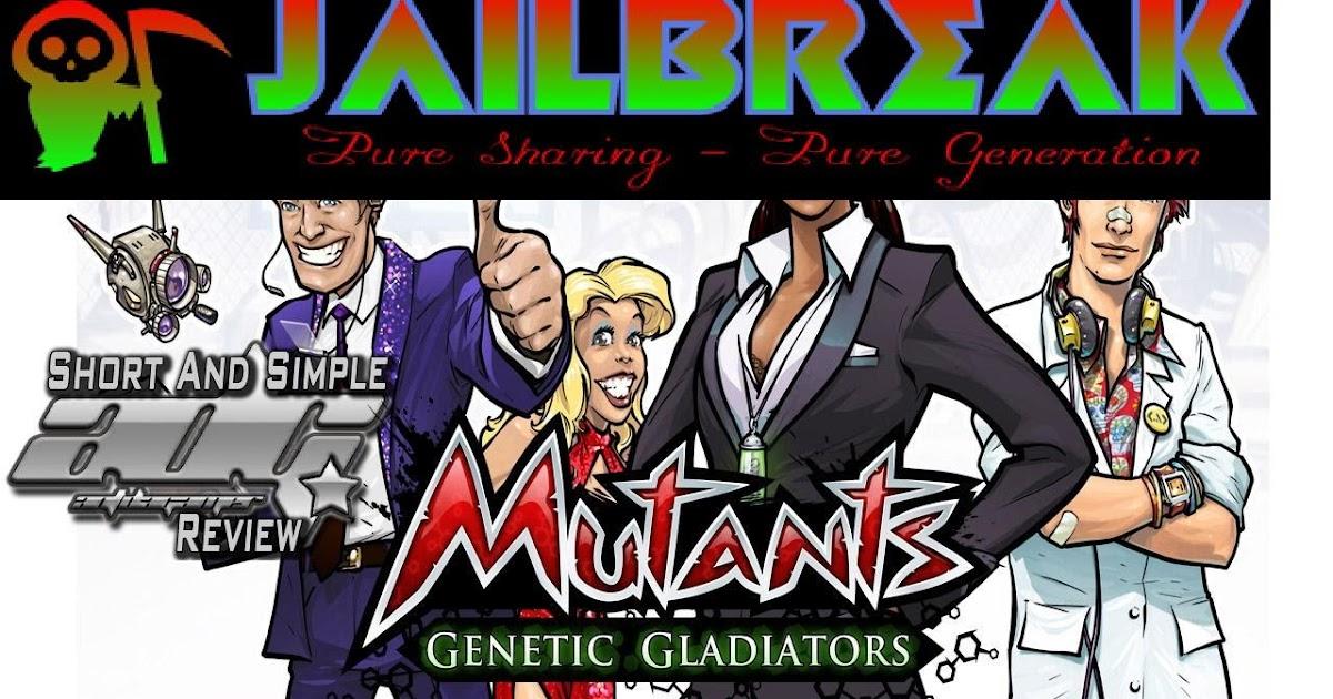 Mutants Genetic Gladiators Trainer For God Mode - Jailbreak Pure ...