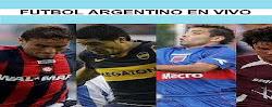 FUTBOL ARGENTINO ARGENTINO EN VIVO