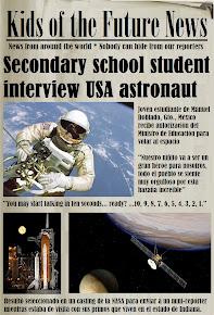 ¿Serás tú el primer niño astronauta mexicano?