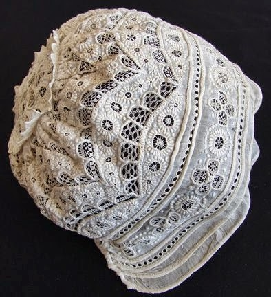 hedebo lace embroidery