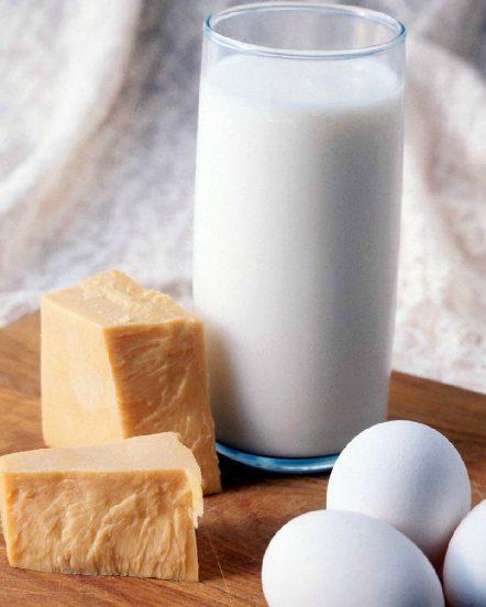 leche y: