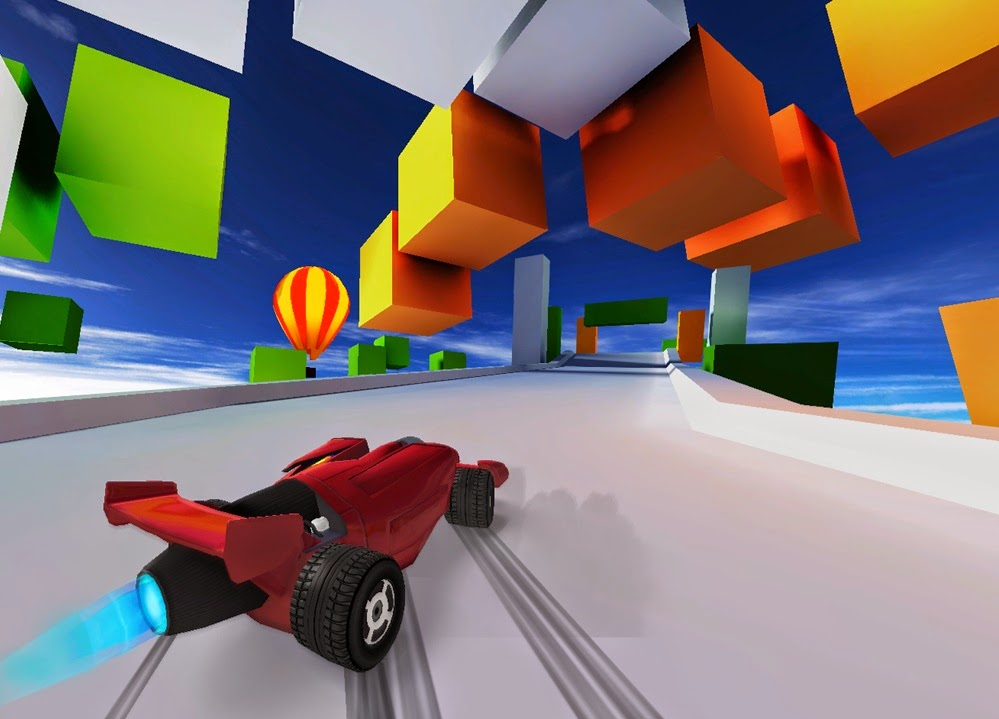 Review jet car stunts sony playstation vita digitally for Jet cars review