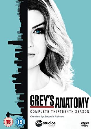 Anatomia de Grey Temporada 13