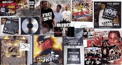 Stack Bundles Discography