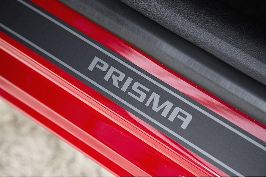 novo Chevrolet Prisma 2014 logo