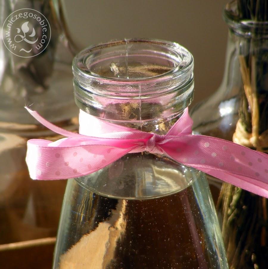 niczego_sobie_butelka_dekoracja_wesele_pastele_minty_pink_lila_roz