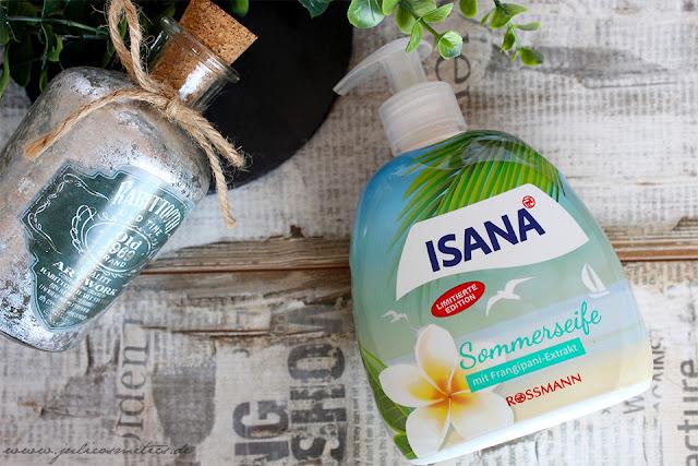 ISANA-Sommerseife-mit-Frangipani-Extrakt
