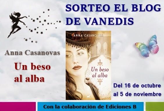 Sorteo El blog de Vanedis