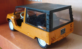 Citroën Mehari die cast mondo motors