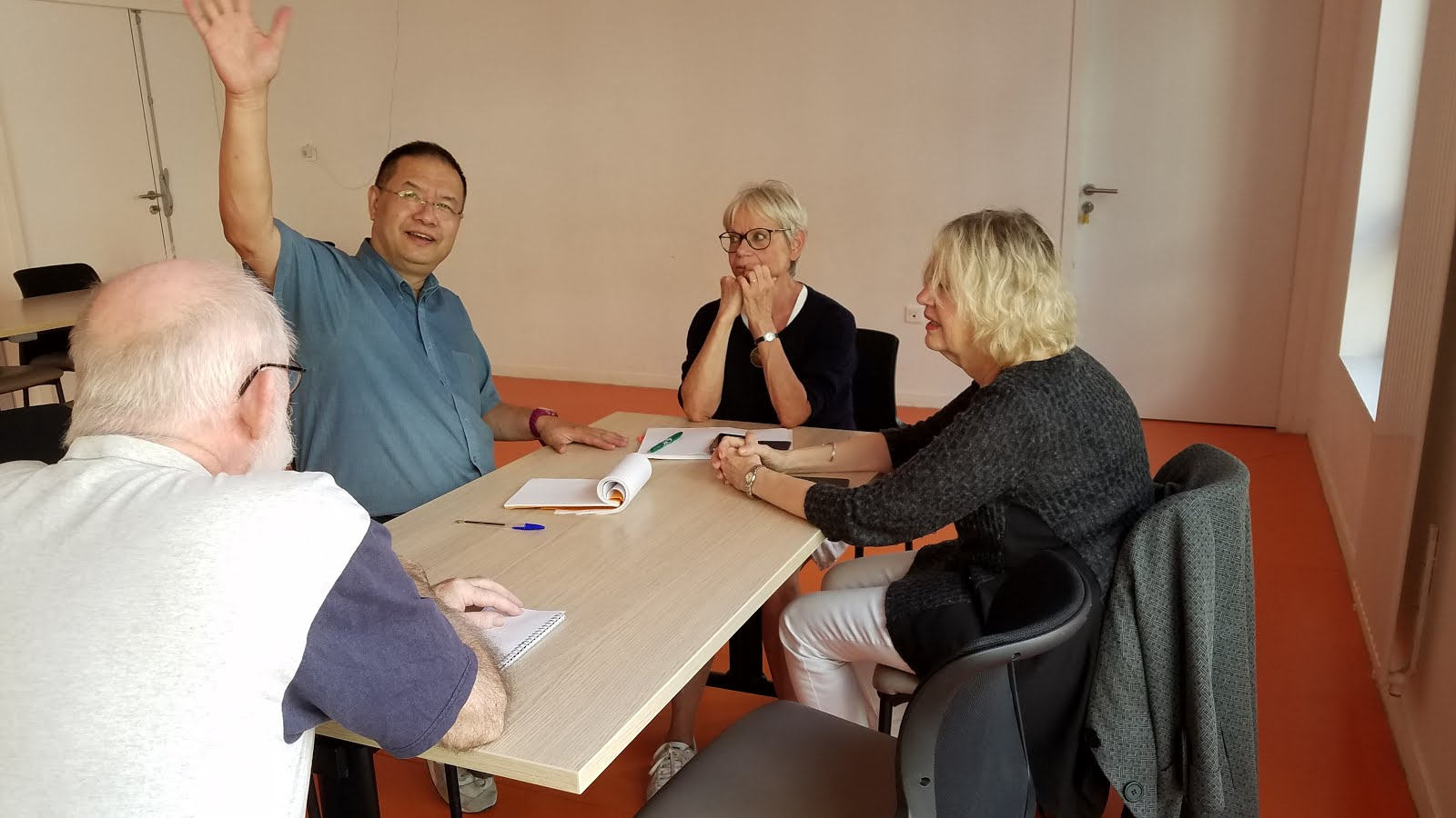 Practice Your Language Skills, Meet New Friends