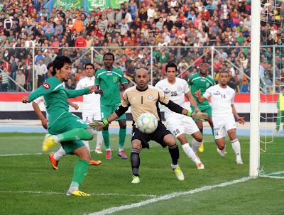 بث مباشر لعبة مباراة الزوراء والطلبة اليوم 15-3-2014 وار العراقية الرياضية