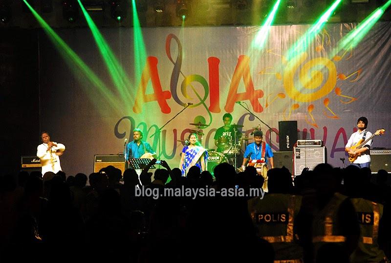Anthoney Dassan Yen Party at AMF2013