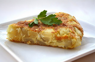 Omelet Kentang