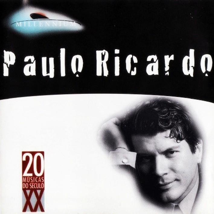 Capa Paulo Ricardo   Millenium | músicas