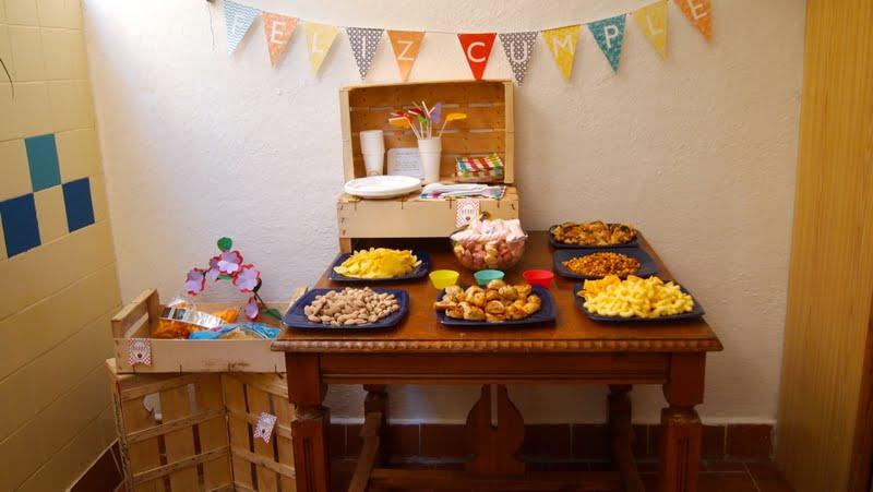 El Placer Del Hacer Preparativos Para Fiesta De Cumpleanos Infantil - Preparativos-para-cumpleaos-infantil
