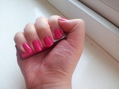 nail polish, nail vrnish, Miners Cosmetics