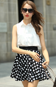 www.shein.com/White-Black-Lapel-Sleeveless-Polka-Dot-Dress-p-218699-cat-1727.html?aff_id=2525