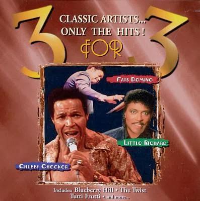 Hoe Chubby Checker zijn naam kreeg - Fats Domino - Little Richard