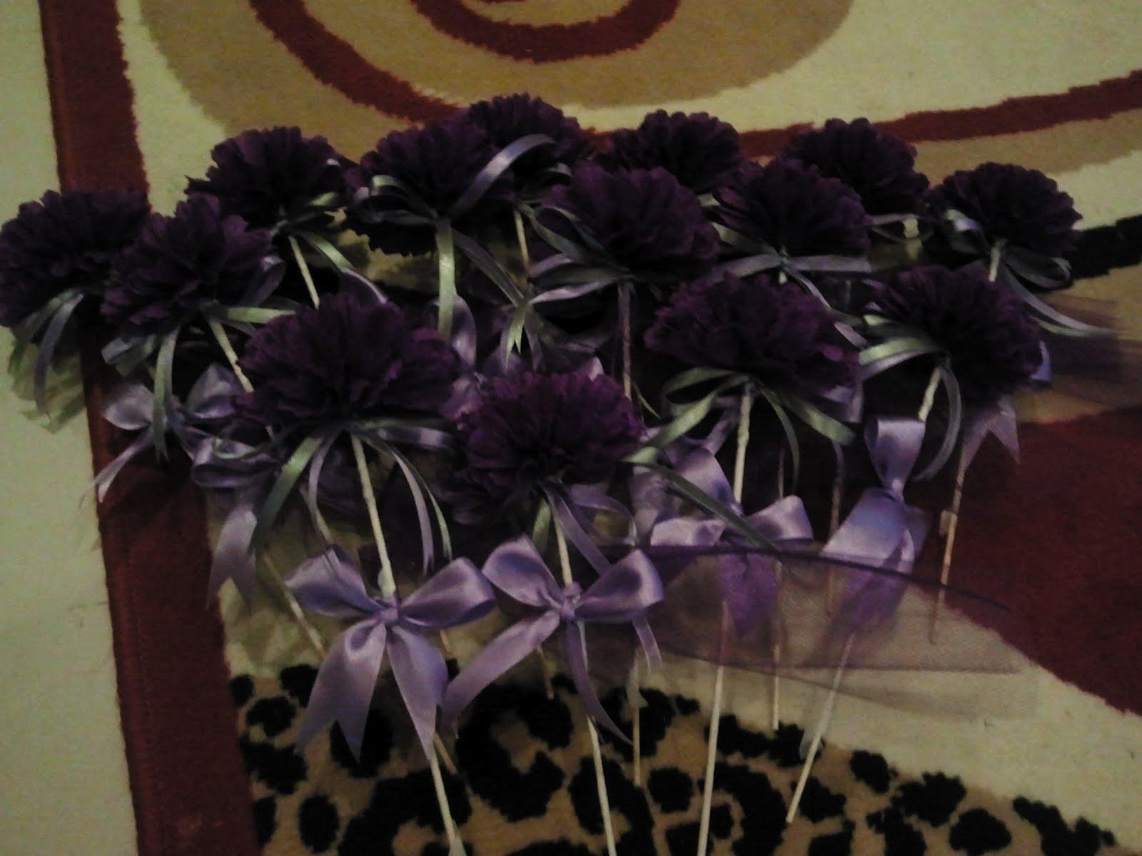 RAYYAN STORE: bunga telur tisu terkini 2014