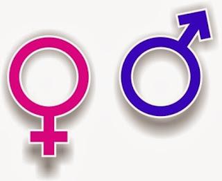 Simbolo maschile e femminile