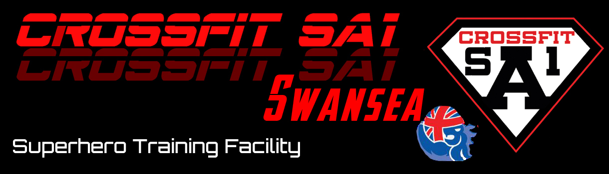 Crossfit-SA1 Forging Elite Fitness