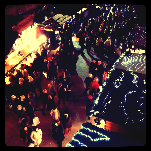 Southbank Christmas Market London