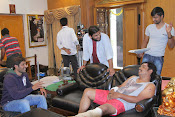 Singam 123 movie working stills-thumbnail-7