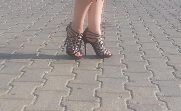 sandale barete
