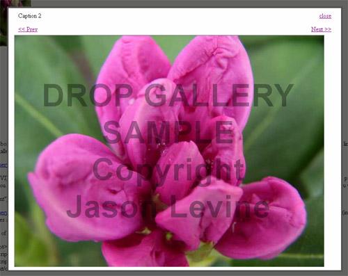 Slightly ThickerBox 1.7 jquery plugin