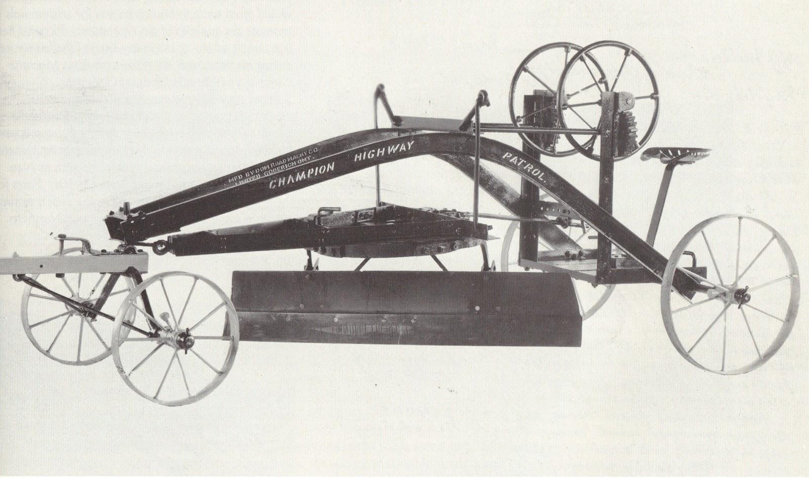champion road machinery