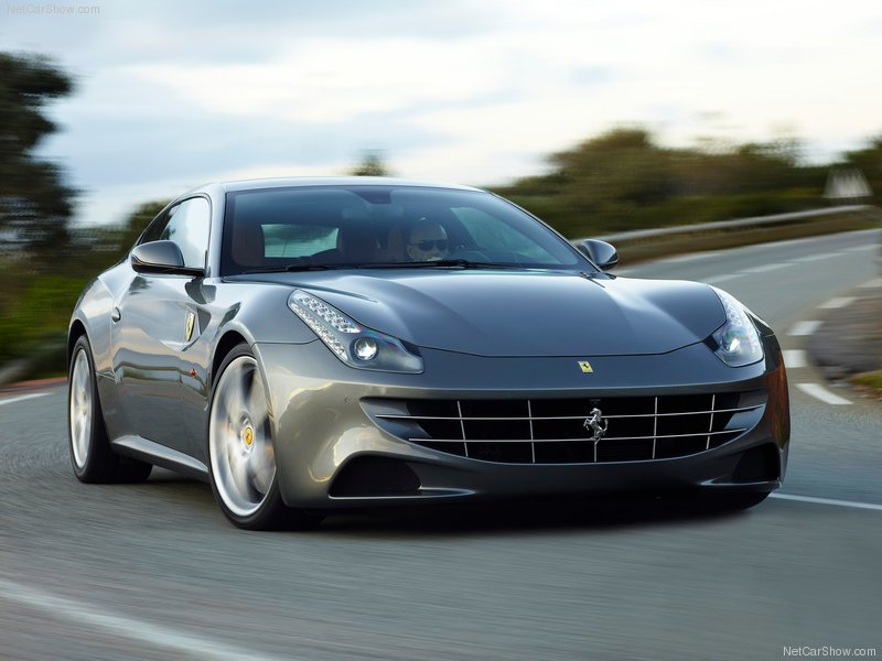 2012 Ferrari FF Technical Specifications