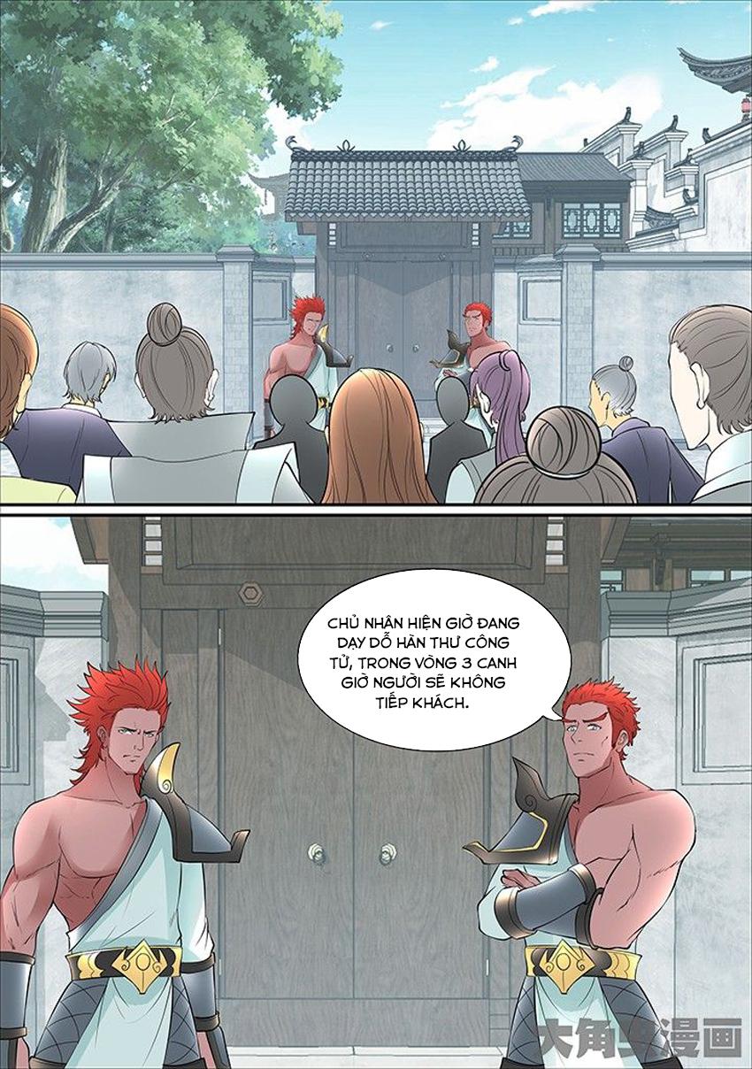 Tinh Thần Biến Chap 385 - Trang 4