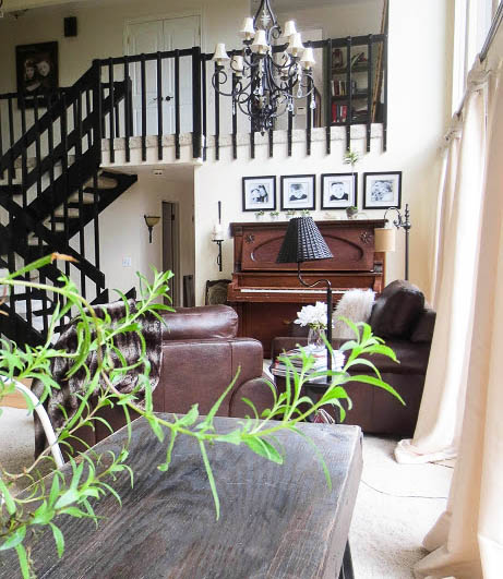 This Is Our Combo Room The Piano Has To Go On That Interior Wall So Rather Than A Formal Dining Space