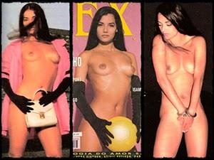 Mônica Carvalho Nua Na Revista Sexy