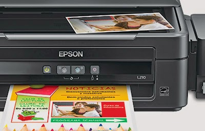epson l210 scanner driver