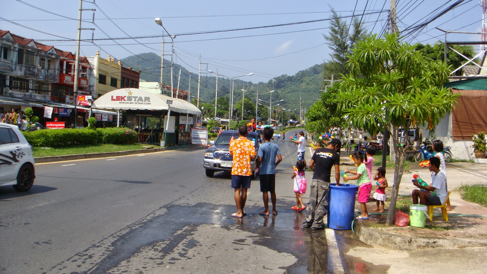 Thailand New Year Day - Songkran