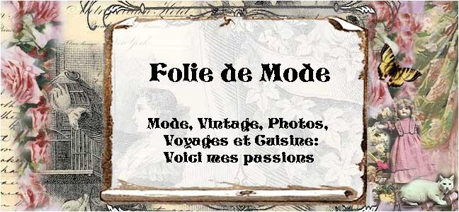 Folie de Mode