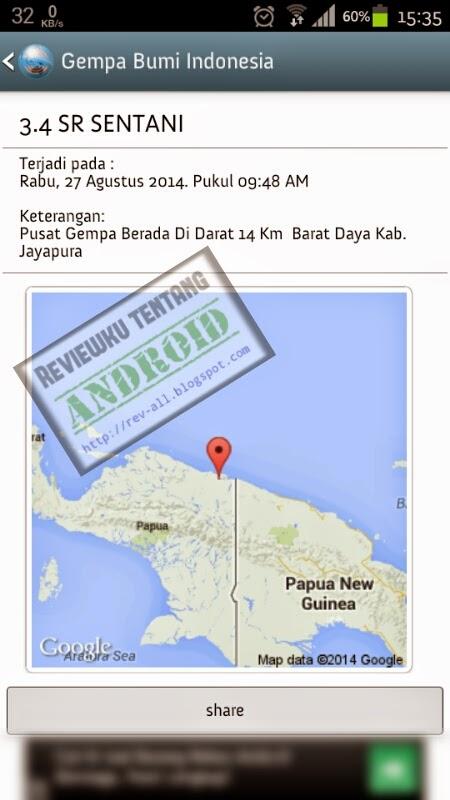 Detail gempa aplikasi android gempa bumi indonesia (dapatkan update berita gempa bumi indonesia) rev-all.blogspot.com