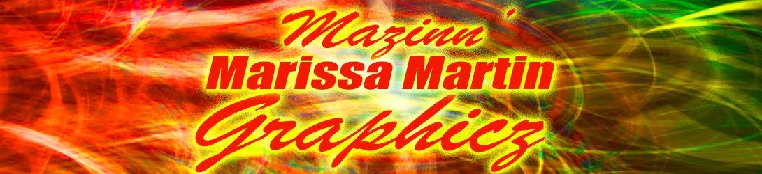 Mazinn Marissa Martin Graphicz