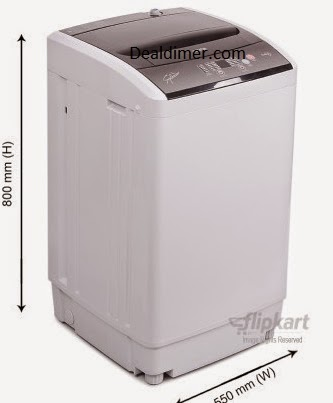 Onida WO60TSPLN1 Top Loading Washing Machine