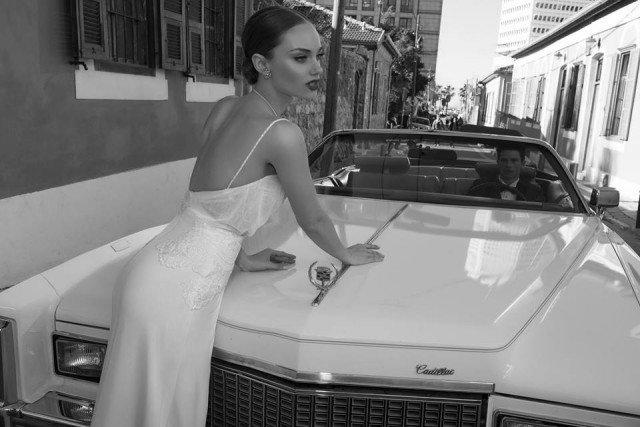 Lindos vestidos de novias   Coleccion Solo Merav