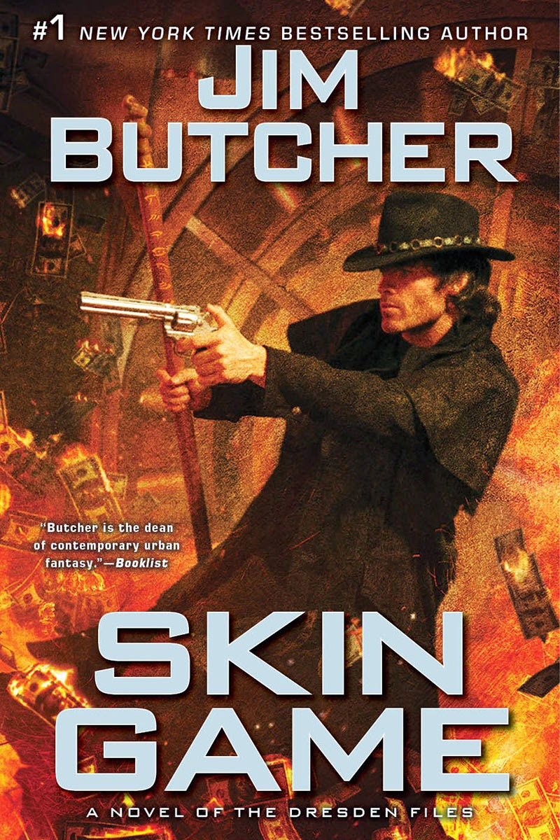 Skin Game (Dresden Files, Book 15) By Jim Butcher