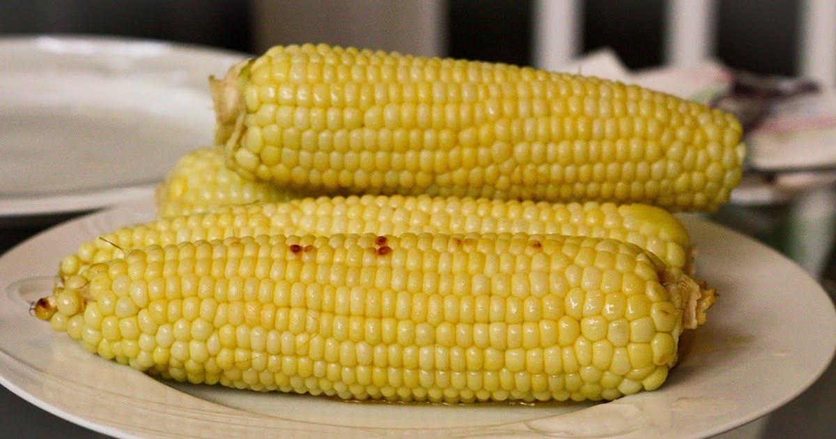 ... Oenophile: Grilled Corn on the Cob with Chipotle Lime Butter