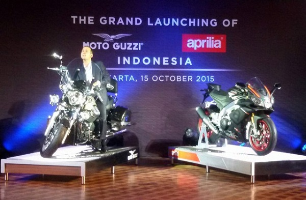 Aprilia and Moto Guzzi Removed From USD 357.1 million