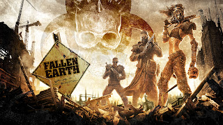 Fallen Earth HD Desktop Wallpaper